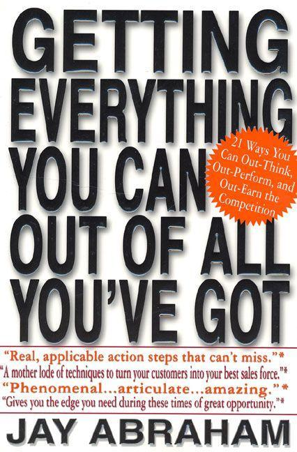 Getting Everything You Can Out of All You've Got: 21 Ways You Can Out-Think, Out-Perform, and Out-Earn the Competition als Taschenbuch