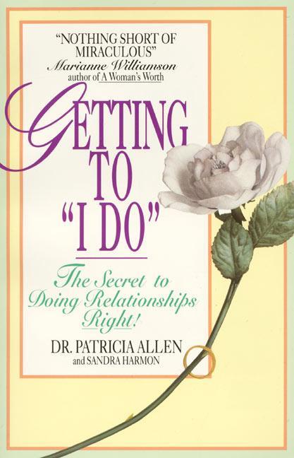 Getting to 'i Do' als Taschenbuch