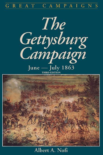 Gettysburg Campaign June-July 1863 als Taschenbuch