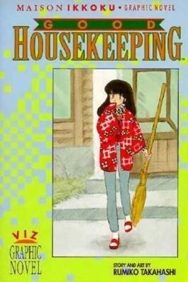 Maison Ikkoku, Vol. 4 (1st Edition): Good Housekeeping als Taschenbuch