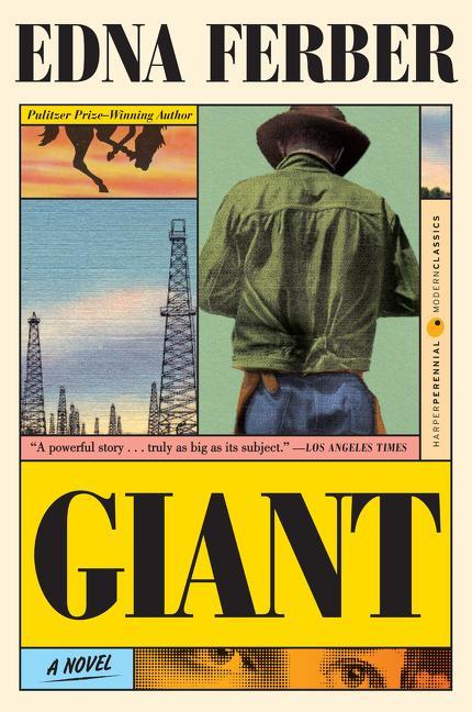 Giant als Taschenbuch