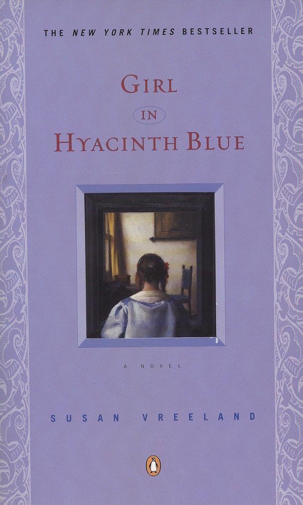 Girl in Hyacinth Blue als Taschenbuch