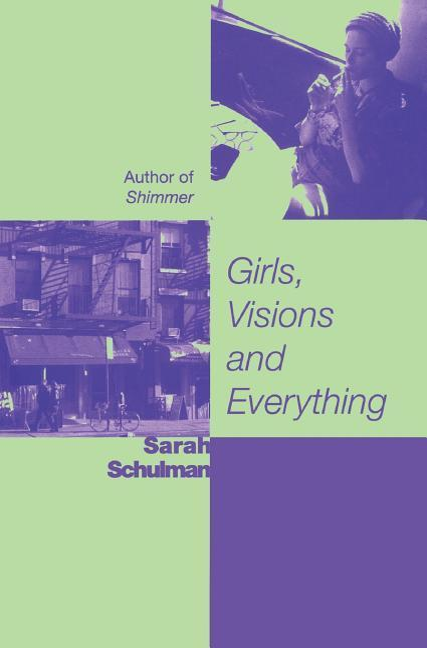 Girls, Visions, and Everything als Taschenbuch