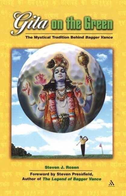 Gita on the Green: The Mystical Tradition Behind Bagger Vance als Taschenbuch
