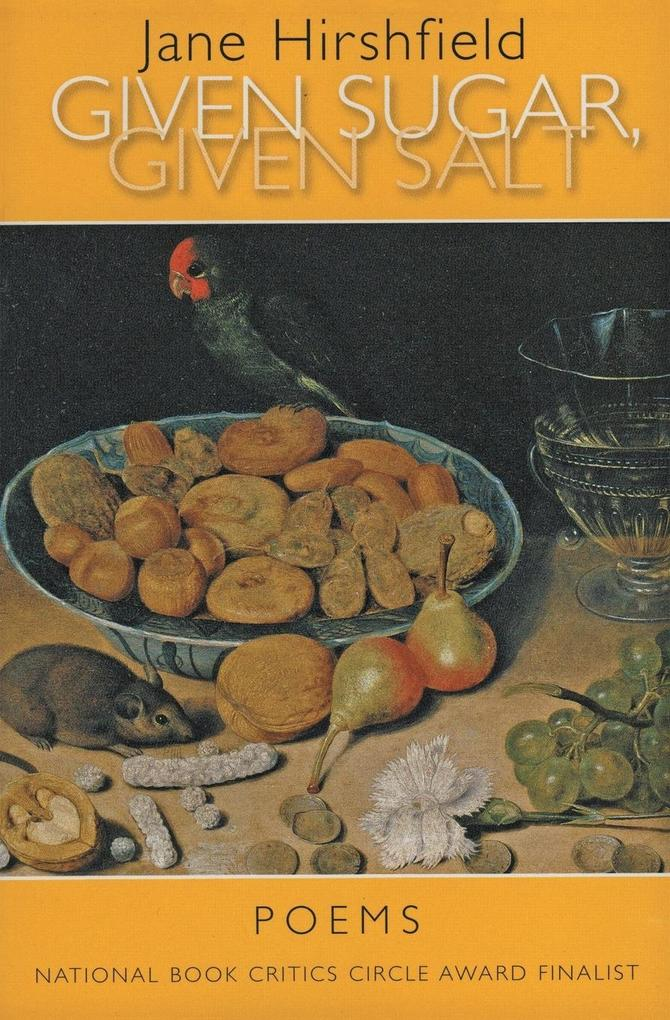 Given Sugar, Given Salt als Buch