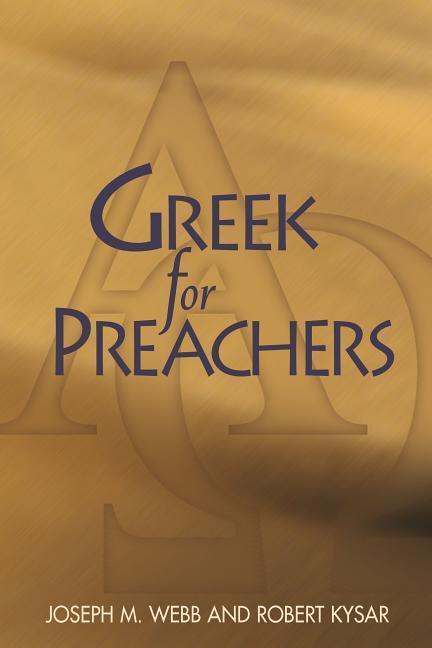 Greek for Preachers als Taschenbuch