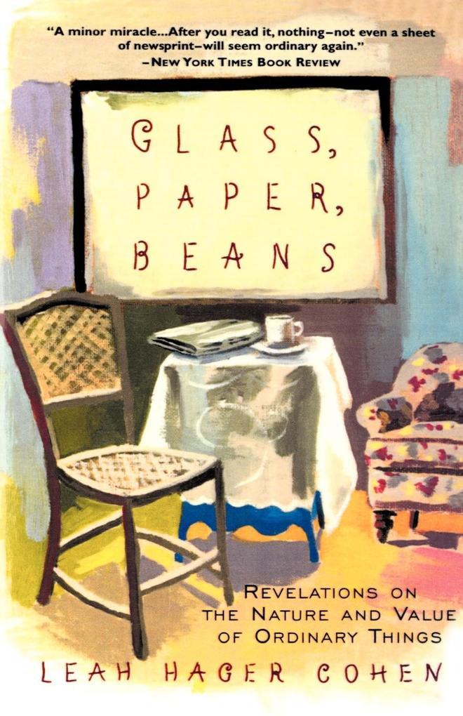 Glass, Paper, Beans als Buch