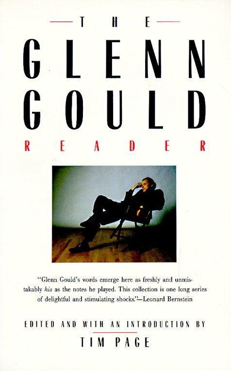 The Glenn Gould Reader als Taschenbuch