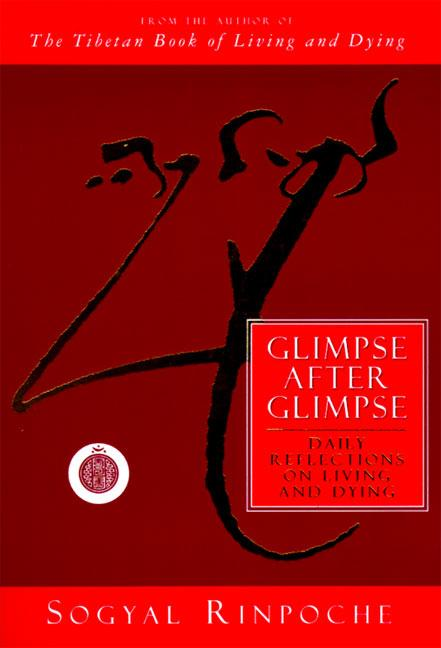 Glimpse After Glimpse: Daily Reflections on Living and Dying als Taschenbuch