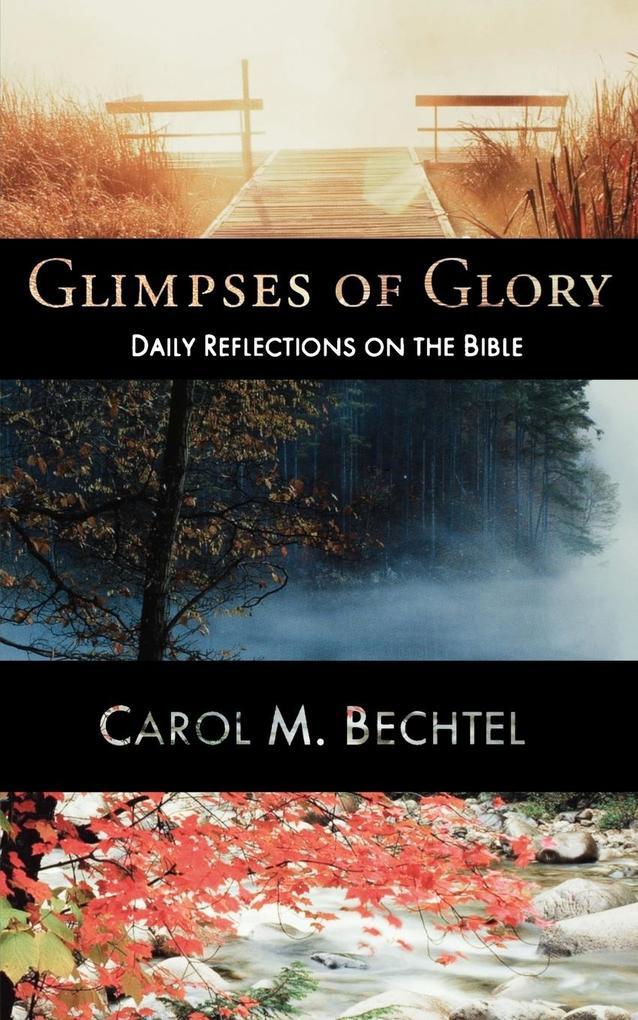 Glimpses of Glory als Taschenbuch