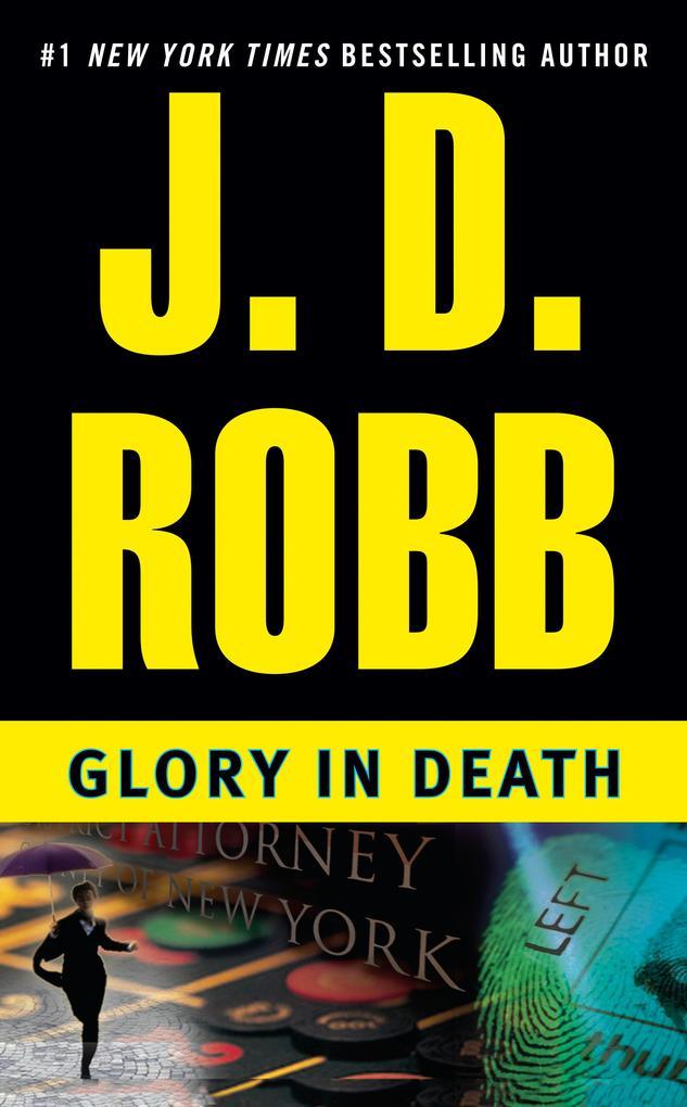 Glory in Death als Taschenbuch