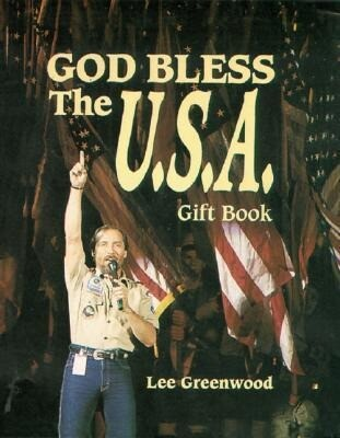 God Bless the U.S.A. Gift Book als Buch