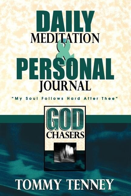 God Chasers Daily Meditation and Journal als Taschenbuch