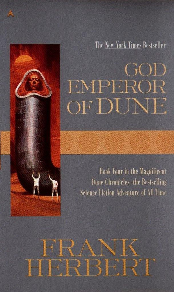 God Emperor of Dune als Taschenbuch