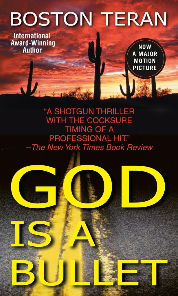 God Is a Bullet als Taschenbuch