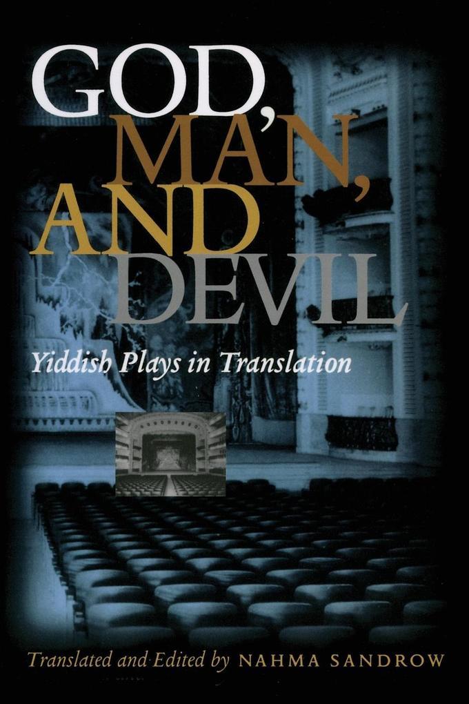 God, Man and Devil als Taschenbuch