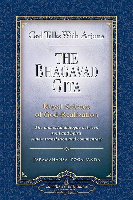 God Talks with Arjuna: The Bhagavad Gita als Taschenbuch