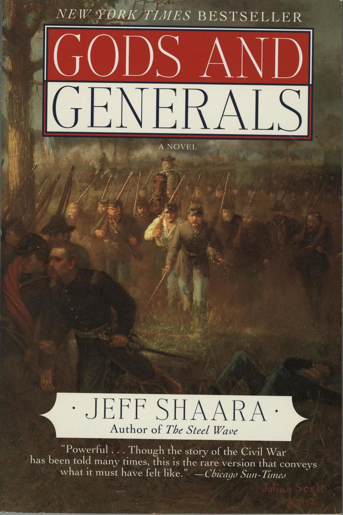 Gods and Generals: A Novel of the Civil War als Buch