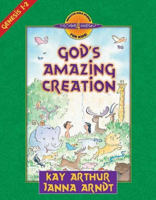 God's Amazing Creation: Genesis, Chapters 1 and 2 als Taschenbuch