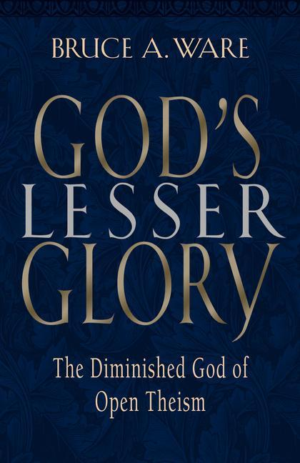 God's Lesser Glory: The Diminished God of Open Theism als Taschenbuch