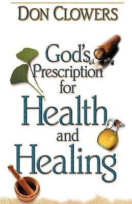 God's Prescription for Health and Healing als Taschenbuch