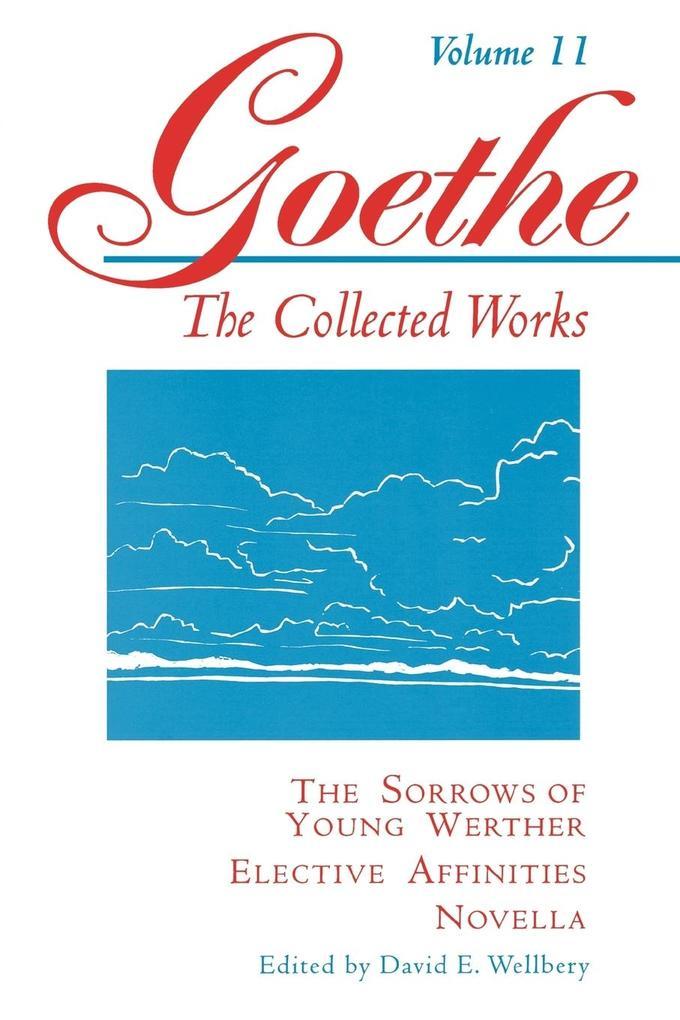 Goethe, Volume 11 als Taschenbuch