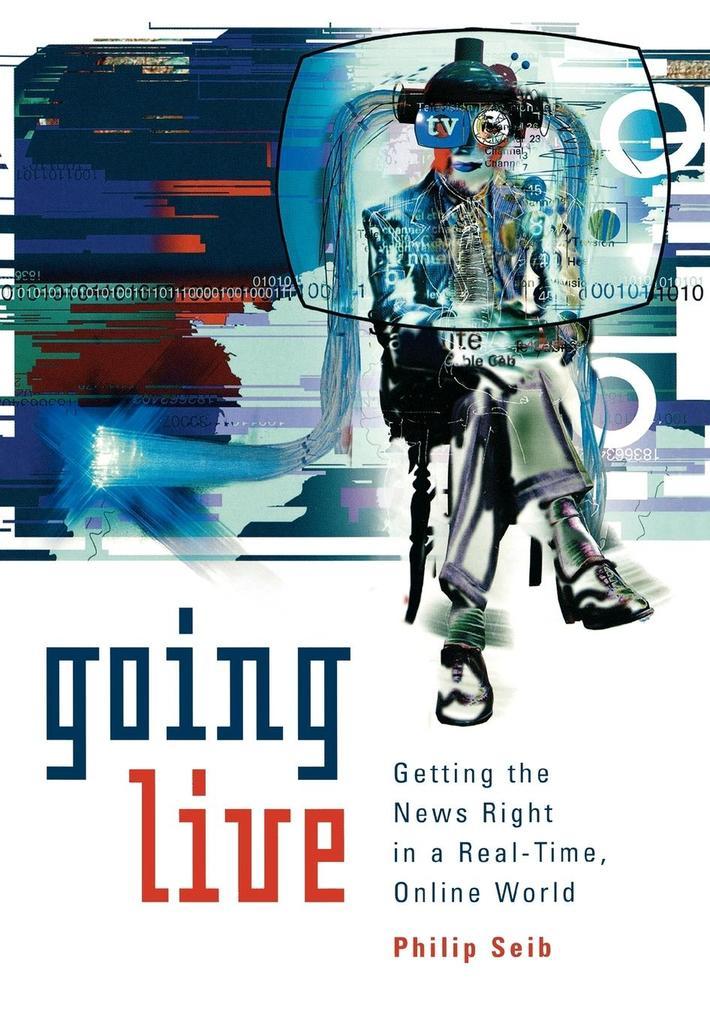 Going Live als Buch