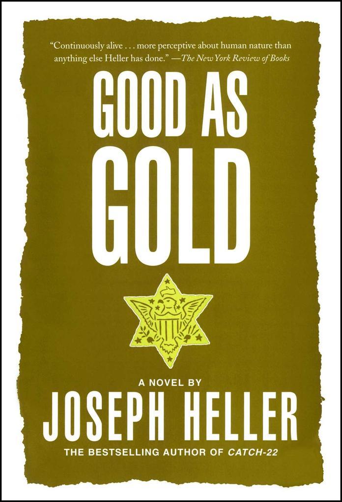 Good as Gold als Taschenbuch