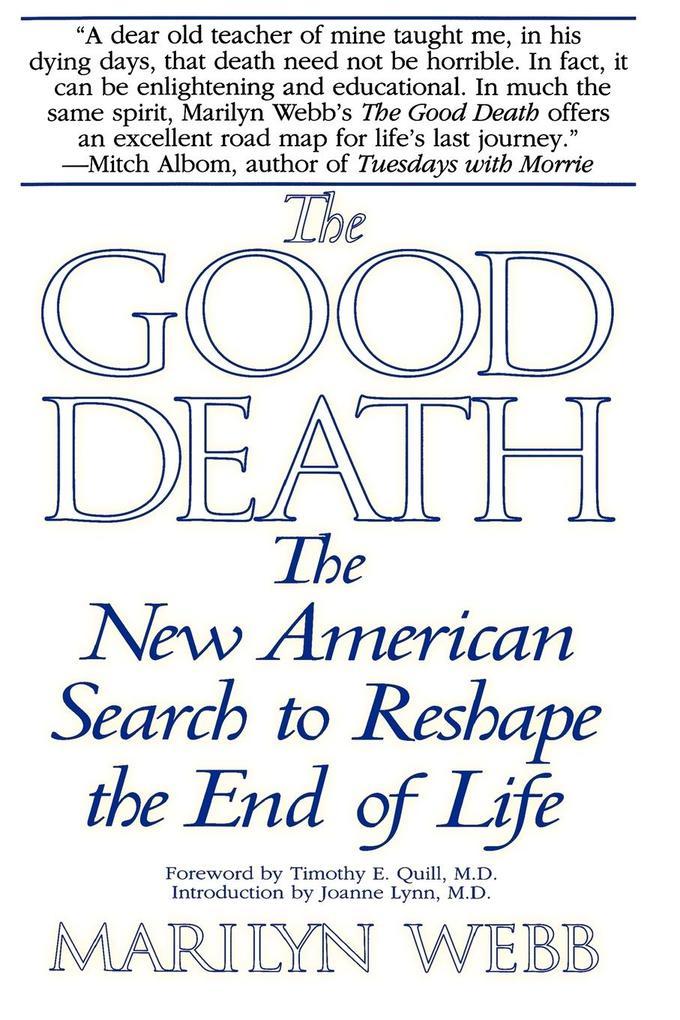 The Good Death als Taschenbuch