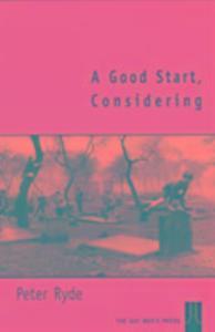 A Good Start, Considering als Taschenbuch