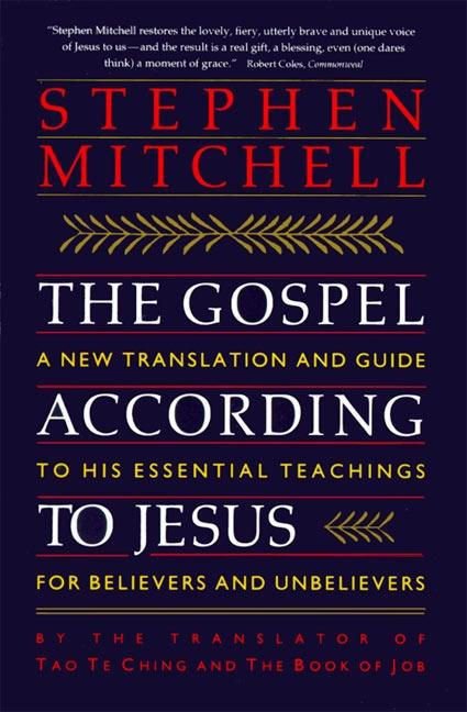 The Gospel According to Jesus als Taschenbuch