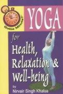Gotta Minute? Yoga For Health and Relaxation als Taschenbuch