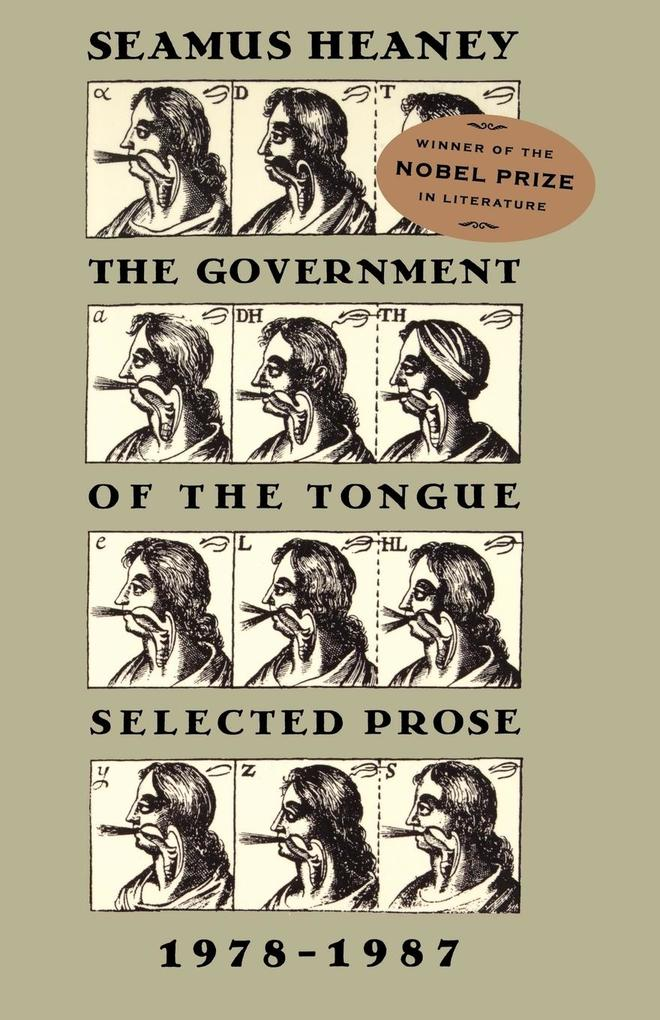 The Government of the Tongue als Taschenbuch