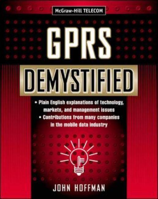 Gprs Demystified als Buch