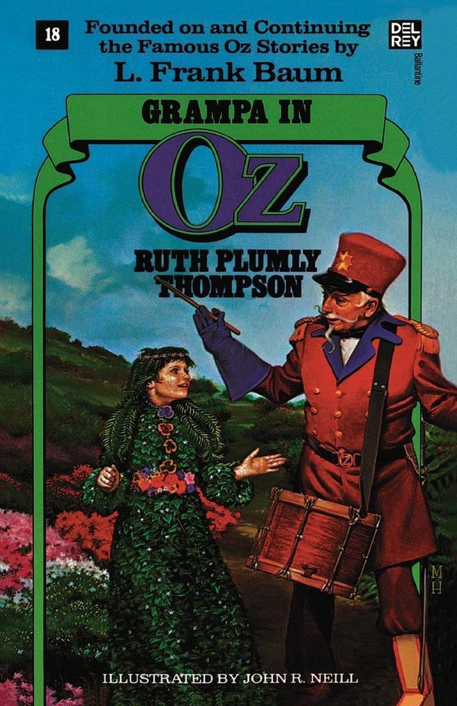 Grampa in Oz als Taschenbuch