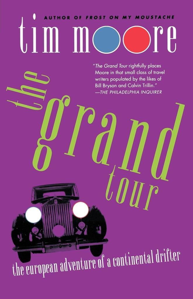 The Grand Tour als Taschenbuch