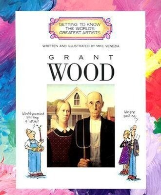 Grant Wood als Taschenbuch