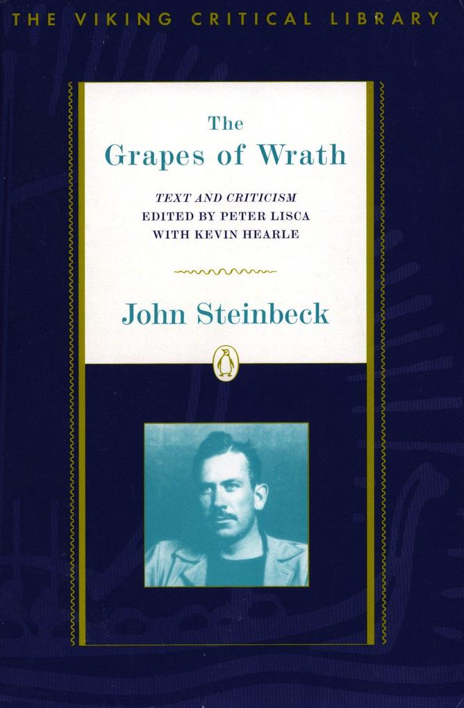 The Grapes of Wrath. Text and Criticism als Buch