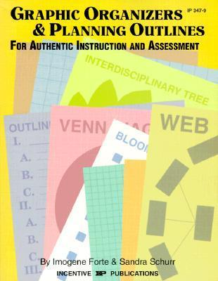 Graphic Organizers and Planning Outlines for Authentic Instruction and Assessment als Taschenbuch