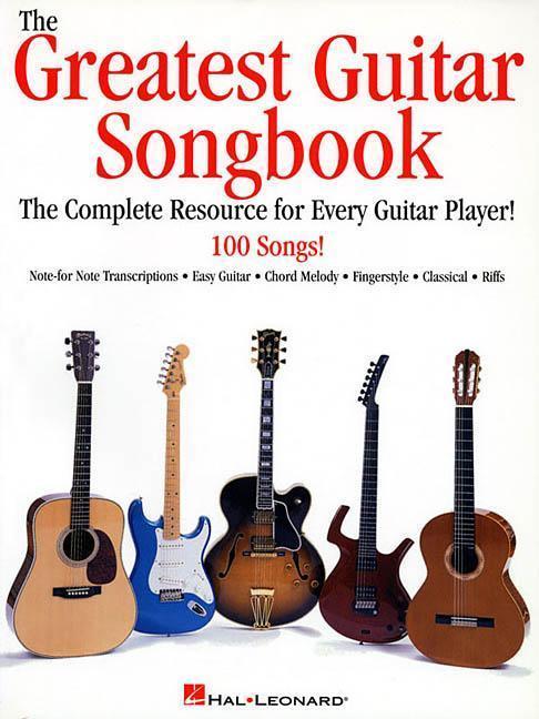 The Greatest Guitar Songbook als Taschenbuch