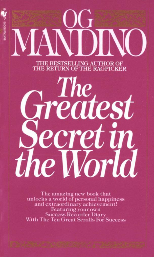 The Greatest Secret in the World als Taschenbuch