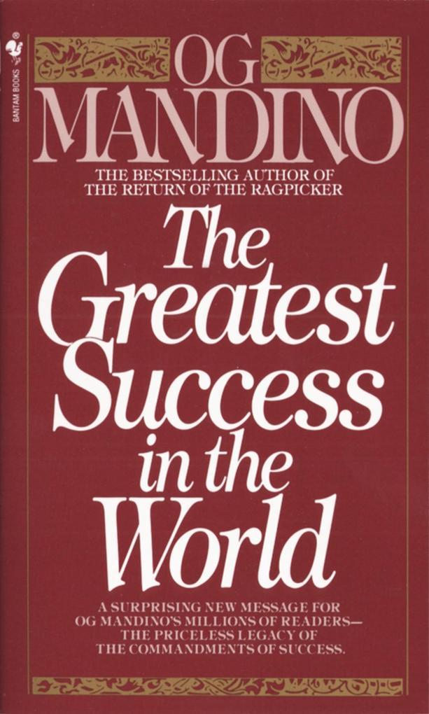 The Greatest Success in the World als Taschenbuch