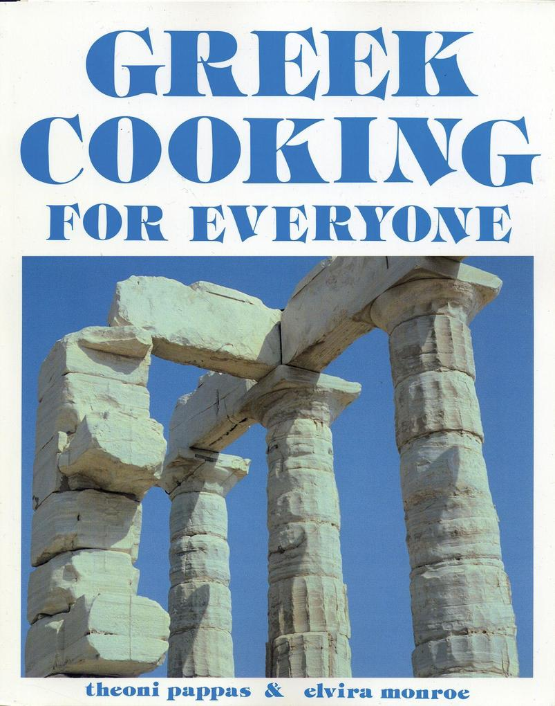 Greek Cooking for Everyone: Second Edition als Taschenbuch