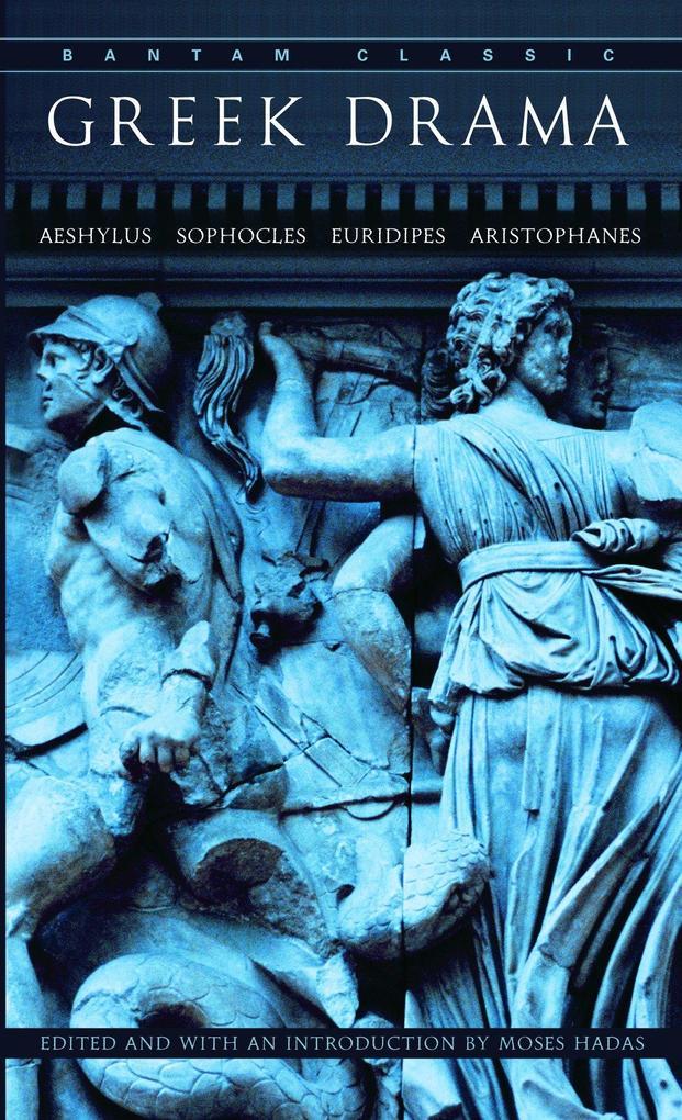 Greek Drama als Taschenbuch