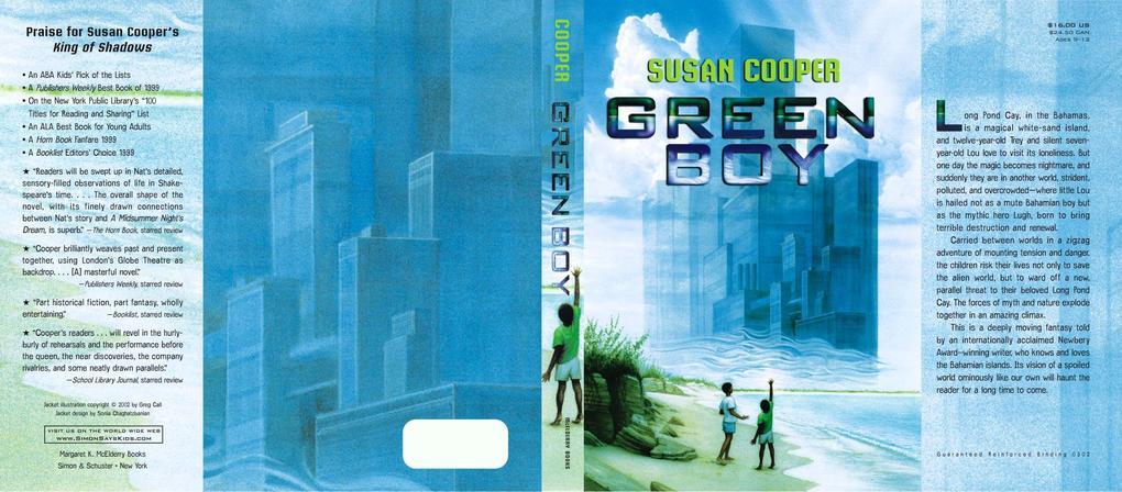 Green Boy als Buch