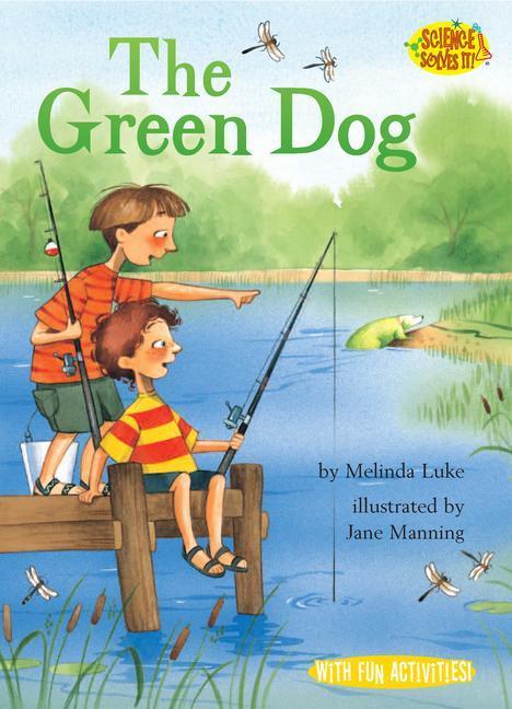 The Green Dog als Taschenbuch