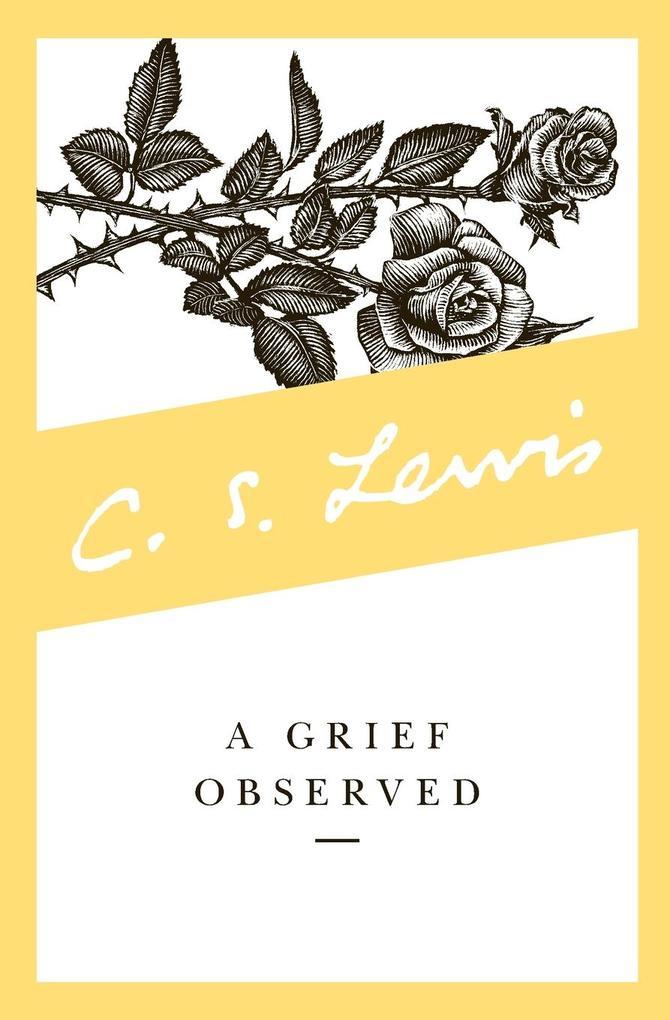 Grief Observed, A als Taschenbuch