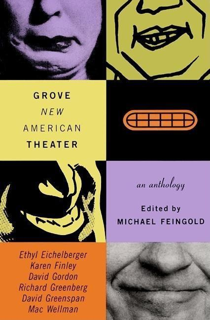 Grove New American Theater: An Anthology als Taschenbuch
