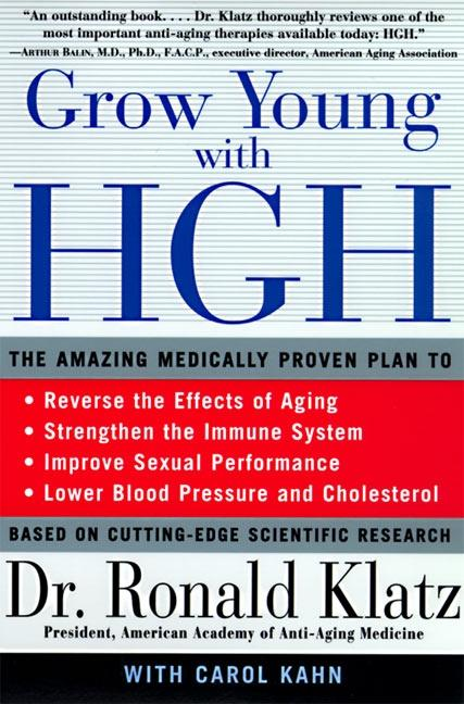 Grow Young with HGH: Amazing Medically Proven Plan to Reverse Aging als Taschenbuch