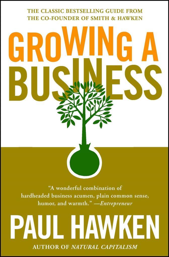 Growing a Business als Taschenbuch